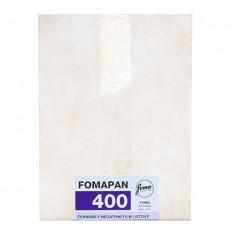"FOMAPAN 400 8X10"" 50 FEUILLES"