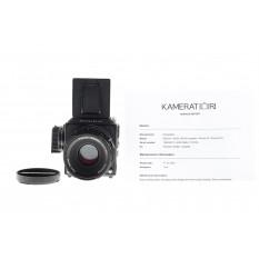 Hasselblad 503CW + A12N Film Magazine + 100mm f3.5 Planar T* CF