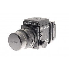 Mamiya RB67 Pro SD + 120 Pro-SD 6x7 Film Back + 75mm f3.5 K/L L