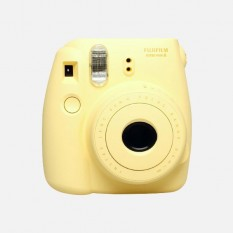 FUJI INSTAX MINI YELLOW