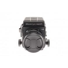 Mamiya RB67 Pro-S + 120 Pro-S 6x7 Film Back + 127mm f3.8 Sekor C