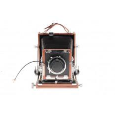 Tachihara Tachihara Hope 4x5 + 3x Fidelity Elite 4x5 Cut Film Holder + Schneider-Kreuznach 150mm f5.6 / 265mm f12 Symmar Lens