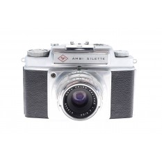 Agfa Ambi Silette with 50mm f2.8 Color-Solinar