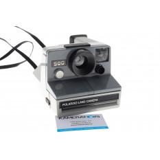 Polaroid 500 Land Camera