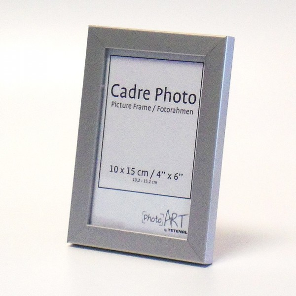 PHOTO ART 10X15 ALU ARGENT