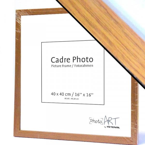 PHOTO ART 40X40 CHENE